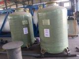 하수 오물 가공을%s FRP GRP 탱크 배 콘테이너