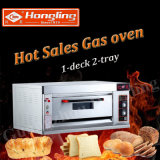 Handelsbrot-Backen-Maschinen-Gas-Ofen im realen Fabrik-Preis
