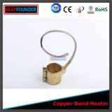 Calefator de faixa selado bronze do bocal