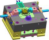 고압 알루미늄은 열 싱크 램프 바디를 위한 주물 공구를 정지한다