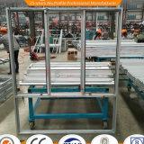 Finestra di alluminio per i progetti residenziali proposti