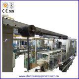 1-2HP Capston Bewegungsteflondraht und Koaxialdraht-Strangpresßling-Zeile