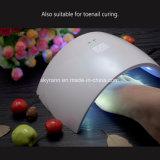 OEM Portable Mini lampe UV à LED sans fil pour ongles polonais de gel