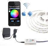 Van WiFi LEIDENE van rGB+White- GDT Ajustable Strook Lichte OpenluchtIP67