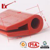 Tiras de borracha resistentes ao calor de silicone com tamanho personalizado
