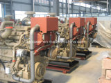 Neuer Zylinder-Boots-Lieferungs-Antrieb-Marinemotor Kta19-M500 des Chongqing-Cummins Dieselmotor-6