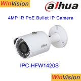 Câmera Ipc-Hfw1420s do CCTV da fiscalização da segurança do IP da bala HD 4MP de Dahua