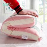 Banda de algodón de lujo estándar cómodas almohadas para el Hotel Rosa