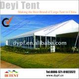 Im Freienausstellung-Zelt mit Fenstertür für Verkauf
