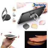 Hilandero giratorio del sostenedor del soporte del anillo de dedo del universal 360 para el teléfono celular móvil