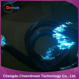5W à LED couleur RGB Moteur de lumière à fibre optique