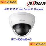 Горячая продажа Dahua Ipc-Hdbw4431e-как внутри дома купольную мини-H. 265 4MP Full HD IR Poe IP камер видеонаблюдения