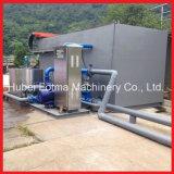 Compléter la machine de matériel pour l'usine noire de traitement des eaux