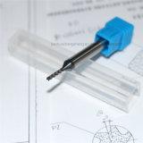 Alta precisión personalizada HRC45/55/60/65 Algunas flautas de carburo sólido mango estable final molino con recubrimiento Altin para corte de alta velocidad se utiliza en torno CNC