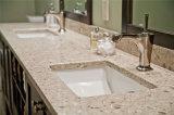 Home Depot кварцевый камень в ванной комнате столешницами