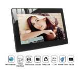 Frame da tela 10inch Digitas do LCD com jogo do MP3/MP4/Slideshow (MW-1026DPF)