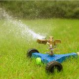 Do pulverizador móvel da arruela do carro dos barcos irrigação agricultural com bomba de água