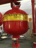 Extincteur sec extrafin s'arrêtant automatique de poudre pour la salle des machines électrique