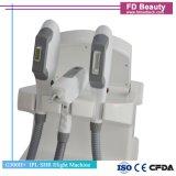 De multifunctionele IPL+ Verwijdering van de Tatoegering van de Verwijdering van het Haar van de Laser YAG van Elight +RF+ND