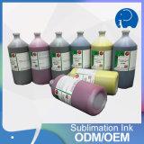 Tinta do Sublimation da tintura de J-Teck da qualidade superior da importação de Italy para a matéria têxtil