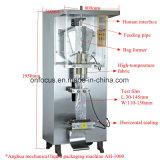 주스 자루 충전기 또는 얼음 대중 음악 생산 라인 또는 기계를 만드는 주스 향낭 패킹