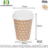 La mejor taza de papel de calidad con sus los propios diseño de Anqing