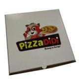 Cadre fait sur commande de carton de la distribution de pizza d'impression avec le modèle libre