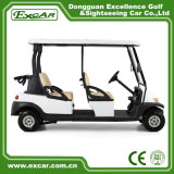 Automobile elettrica di golf delle sedi Trojan della batteria 4 degli S.U.A.