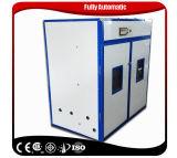 Établissement d'incubation automatique d'incubateurs d'oeufs de la Turquie de volaille de micro-ordinateur approuvé de la CE