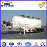 半50cbmバルクセメントタンクトレーラー、バルクセメントのトレーラー、バルクセメントのタンカー、セメントのばら積み貨物船、バルクセメントの輸送のトラック
