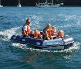 Liya 3.8-6.5m barcos bote de borracha de PVC para venda