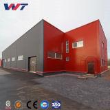 Workshop de fabricação de aço detalhadas Estrutura de aço/Layout 4s Center Shop Prédio de Depósito para venda
