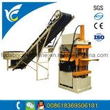 高品質のドイツ技術の粘土またはセメントのLegoの煉瓦作成機械