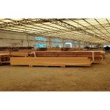 木製のベニヤの終わり高いTVのキャビネット(ST-04)が付いている合板