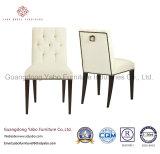 Mobília generosa do restaurante com cadeira da tela (7846-1)