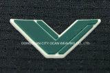 Marchio di stampa di scambio di calore del silicone ampiamente usato per gli accessori degli indumenti
