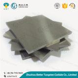 Цементированные прокладки квадрата карбида плиты карбида вольфрама