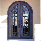 새로운 정선한 Windows 단철 문 강철 문