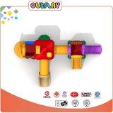 Matériel en plastique de cour de jeu d'approvisionnement d'usine pour l'enfant en bas âge de jardin d'enfants (modèle : OP-SM0106)