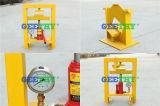 Hydraform機械M7mi対油圧連結の粘土の煉瓦機械