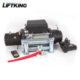 Ce 13000lb 12V de alimentación eléctrica de 4*4 cabrestante