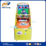 De muntstuk In werking gestelde Machine van het Basketbal van de Straat voor Pretpark