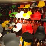 우수한 옆 의자 검정을 식사하는 작풍에 의하여 주조되는 플라스틱 PU 가죽