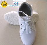 Haute qualité en cuir ESD chaussures de sécurité industrielle étanche