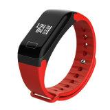 Eignung-Armband-Sport-Uhr Soem-ODM-Bluetooth intelligente