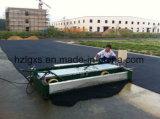 SBRのゴム製微粒の舗装のための1.5mの幅のペーバー機械