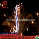 Свет мотива дороги украшения рождества освещения СИД 2D напольный