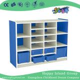 Школа для детей деревянные игрушки шкаф для хранения для продажи (HG-5511)