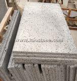 Lavastone naturales grandes agujeros de basalto de piedra para terminadoras/pared/Baldosa