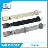 Suplemento ajustable del cinturón de seguridad de coche de la anchura 21.5m m de la lengüeta de la alta calidad Fea043